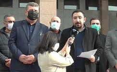 CHP'den Korkmaz'a suç duyurusu