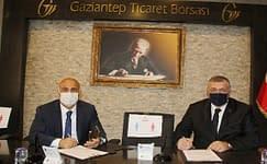 GTB ve Halkbank arasında KOBİ finansman anlaşması imzalandı