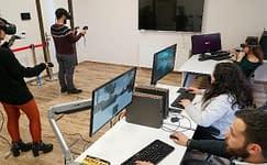 HKÜ'nün girişimci öğrencileri macera oyununu 5 günde geliştirdi