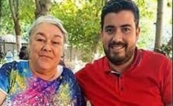 ibrahim AY'ın anne acısı