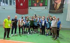 Nurdağı hentbol takımı birinci lig'e koşuyor