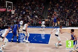 NBA 2K21, Yeni Nesil Konsolların Gücünü Gösterdi