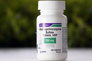 Hidroksiklorokin artık koronavirüs tedavisinde kullanılmayacak!