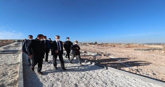 Yamaçtepe'ye 4 bin 500 metrekarelik yeni park