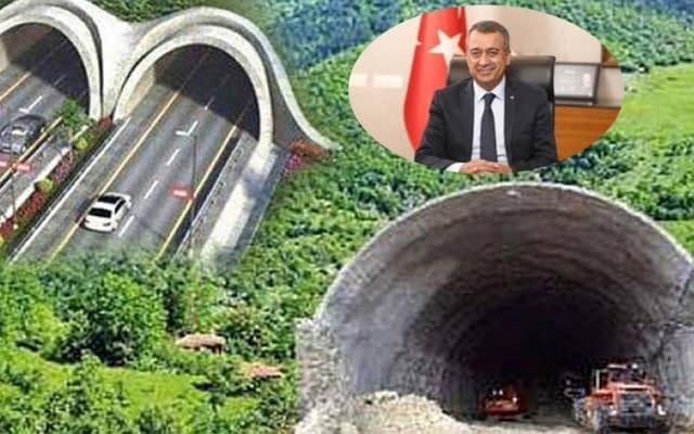 Güneydoğu ihracatçısının gözü Amanos Tüneli'nde
