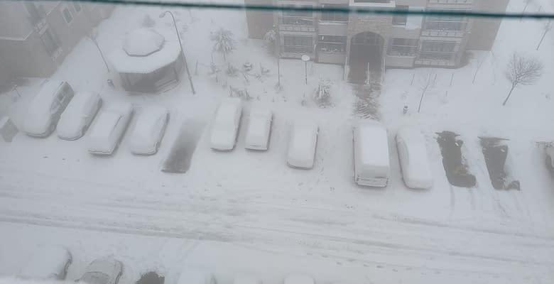 Valilikten İki Günlük Kar Tatili