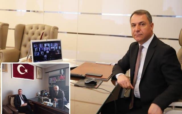Ömer Kantar, GAİMDER'e aday oldu