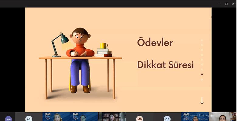 """""""BİRİNCİ SINIFTA VELİLERİ NELER BEKLER"""""""
