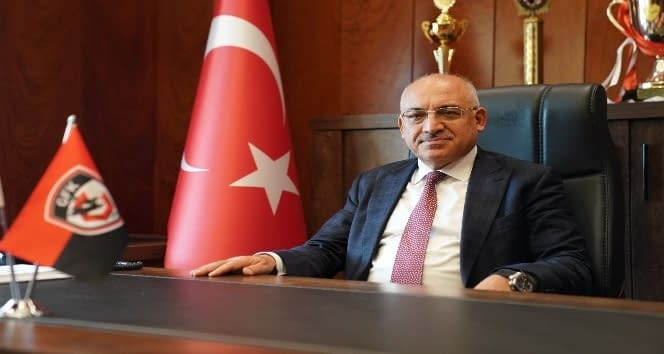 Gaziantep FK Başkanı Büyükekşi'den hakem tepkisi