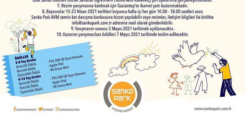 23 NİSAN RESİM YARIŞMASI