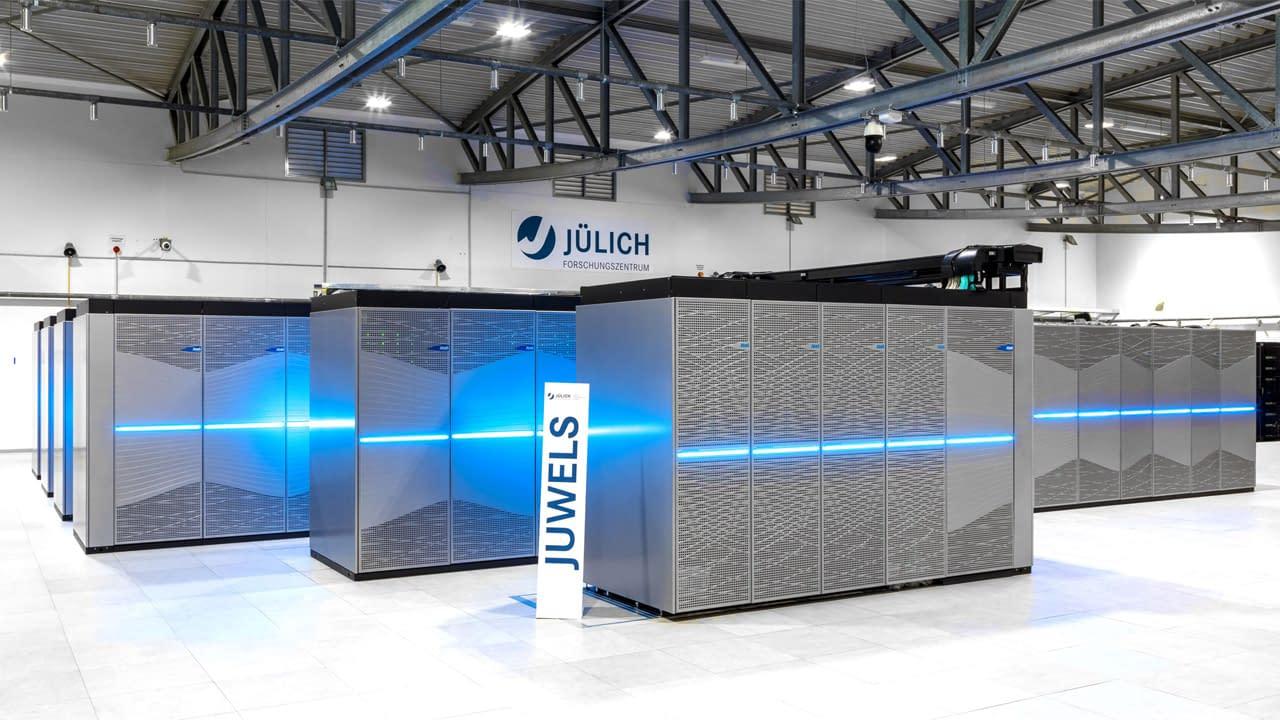 Juwels Booster Module süper bilgisayar